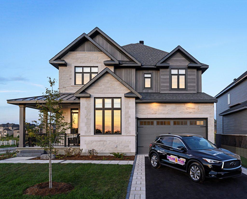 2020 Dream Home Grand prize